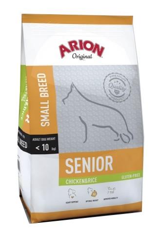 Arion Original Senior Small Chicken & Rice 3kg-1