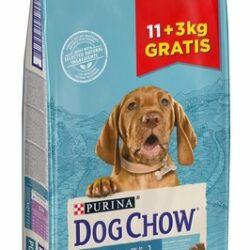 Purina Dog Chow Puppy Jagnięcina 14kg (11+3kg gratis)-1