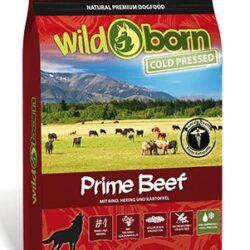 Wildborn Prime Beef wołowina, śledź 500g-1