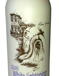 #1 All Systems Pure White Lightening Shampoo Szampon wybielający dla psów o jasnej sierści 500ml-1