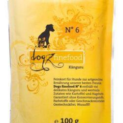 Dogz Finefood N.06 Kangur saszetka 100g-1