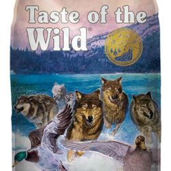 Taste of the Wild Wetlands Canine z mięsem z dzikiego ptactwa 2kg-1