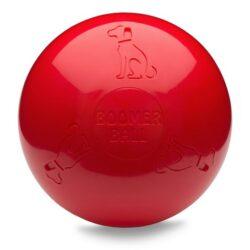 "Boomer Ball XL - 10"" / 25cm czerwona-1"