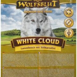 Wolfsblut Dog White Cloud Active jagnięcina 15kg-1