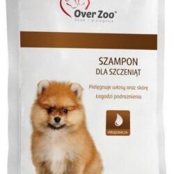 Over Zoo Szampon dla szczeniąt saszetka 20ml-1