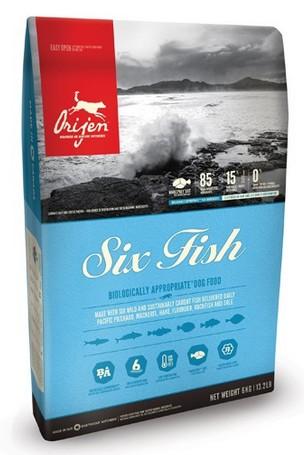 Orijen Adult 6 Fresh Fish 11,4kg-1