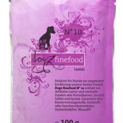 Dogz Finefood N.10 Jagnięcina saszetka 100g-1