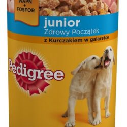 Pedigree Junior Kurczak puszka 400g-1
