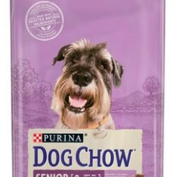 Purina Dog Chow Senior Jagnięcina 14kg-1