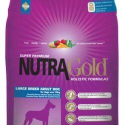 Nutra Gold Holistic Large Breed Adult Dog 15kg-1