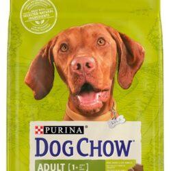 Purina Dog Chow Adult Jagnięcina 2,5kg-1