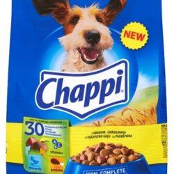 Chappi Drób i warzywa 2,7kg-1