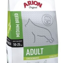 Arion Original Adult Medium Chicken & Rice 3kg-1