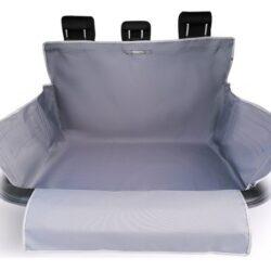Kardiff Kardibag Protect Plus Mata do bagażnika z nakładką na zderzak S popielata-1