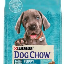 Purina Dog Chow Puppy Large Breed Indyk 2,5kg-1