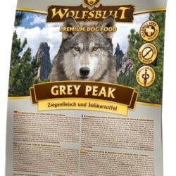 Wolfsblut Dog Grey Peak Small - koza i bataty 15kg-1