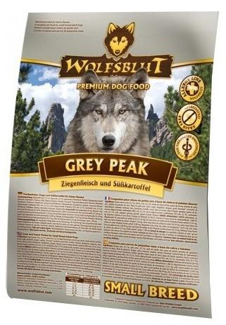 Wolfsblut Dog Grey Peak Small - koza i bataty 15kg-1