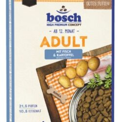 Bosch Adult Fish & Potato 15kg-1