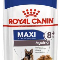 Royal Canin Maxi Ageing 8+ karma mokra dla psów dojrzałych, po 8 roku życia, ras dużych saszetka 140g-1