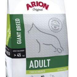 Arion Original Adult Giant Chicken & Rice 12kg-1