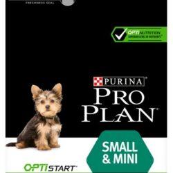 Purina Pro Plan Puppy Small & Mini OptiStart Kurczak 3kg-1
