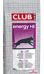Royal Canin Club Energy HE karma sucha dla psów dorosłych bardzo aktywnych lub pracujących 20kg-1