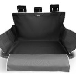 Kardiff Kardibag Protect Plus Mata do bagażnika z nakładką na zderzak M czarna-1