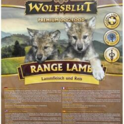 Wolfsblut Dog Range Lamb Puppy jagnięcina i ryż 15kg-1