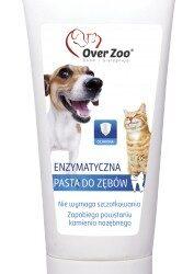 Over Zoo Enzymatyczna pasta do zębów 70g-1