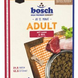 Bosch Adult Lamb & Rice 15kg-1