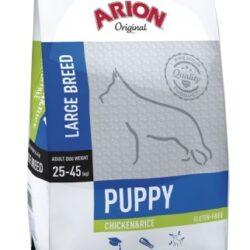 Arion Original Puppy Large Chicken & Rice 12kg-1