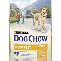 Purina Dog Chow Complet Kurczak 14kg-1