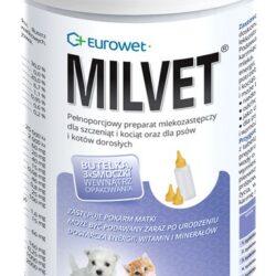 Milvet Preparat mlekozastępczy dla szczeniąt i kociąt 800g-1