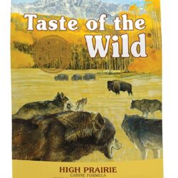 Taste of the Wild High Prairie Canine z mięsem z bizona 12,2kg-1