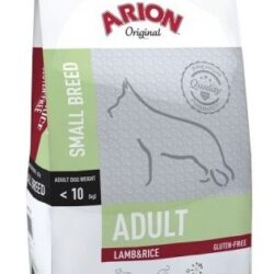 Arion Original Adult Small Lamb & Rice 7,5kg-1