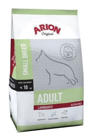 Arion Original Adult Small Lamb & Rice 7,5kg-1
