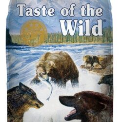 Taste of the Wild Pacific Stream Canine z mięsem z łososia 5,6kg-1