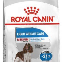 Royal Canin Medium Light Weight Care karma sucha dla psów dorosłych ras średnich 11-25kg, od 12 miesiąca z nadwagą 10kg-1