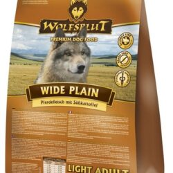 Wolfsblut Dog Wide Plain Adult Light 15kg-1