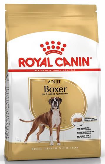 Royal Canin Boxer Adult karma sucha dla psów dorosłych rasy bokser 12kg-1