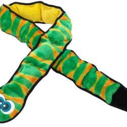 Outward Hound Invincibles Snake orange/green 12 piszczałek [32005]-1