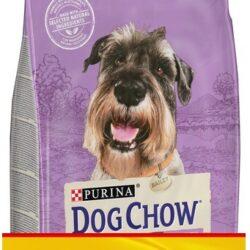 Purina Dog Chow Senior Jagnięcina 2,5kg (2+0,5kg)-1