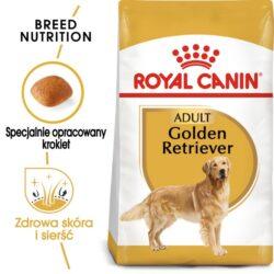 Royal Canin Golden Retriever Adult karma sucha dla psów dorosłych rasy golden retriever 12kg-1