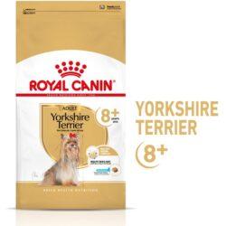 Royal Canin Yorkshire Terrier Adult 8+ karma sucha dla psów starszych rasy yorkshire terrier 1,5kg-1