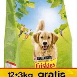 Friskies Adult Balance Kurczak i warzywa 15kg (12+3kg gratis)-1