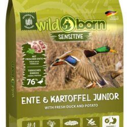 Wildborn Sensitive Ente & Kartoffel Junior 15kg-1
