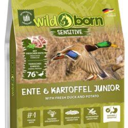 Wildborn Sensitive Ente & Kartoffel Junior 500g-1