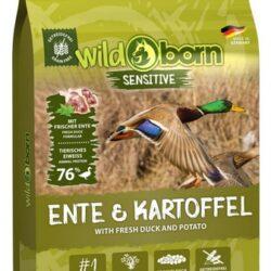 Wildborn Sensitive Ente & Kartoffel Adult 15kg-1