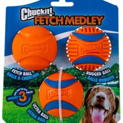 Chuckit! Fetch Medley III 3pak [47089D]-1